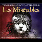 Les Miserables Album Cover