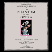 Phantom Of The Opera Album Cover